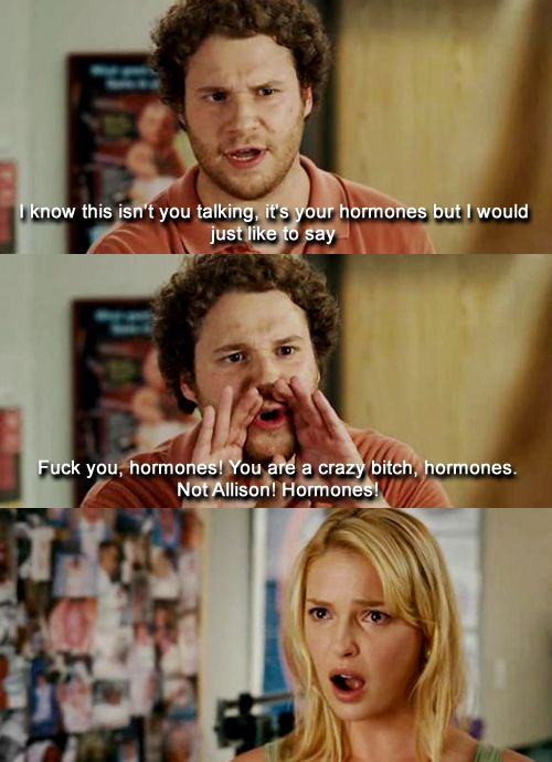 Seth Rogen Best Moment In A Movie Knocked Up