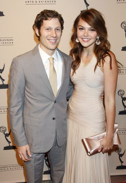 Aimee Teegarden And Zach Gilford