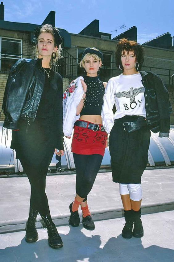 British Pop Group Bananarama