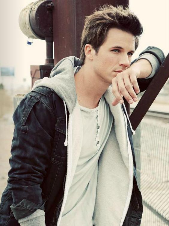 90210 Actor Matt Lanter