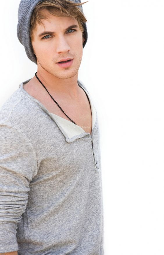 Matt Lanter In A Cool Outfit