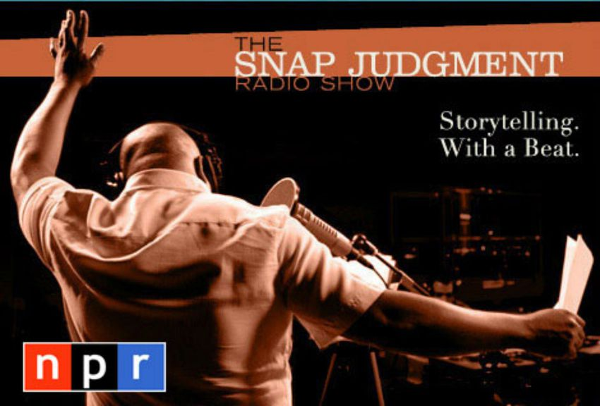 Storytelling Podcast Snap Judgement