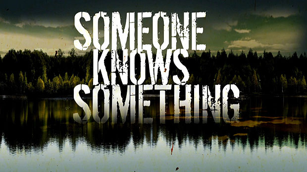 Canadian Podcast Someone Knows Something