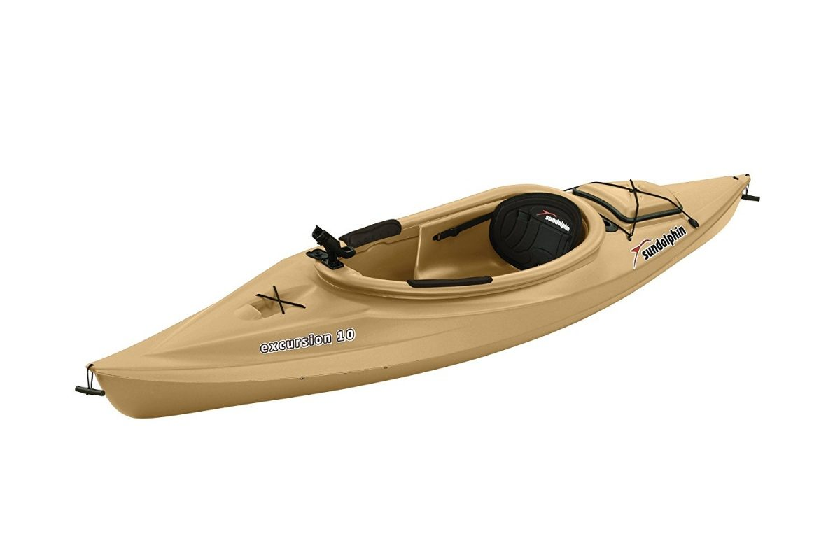 10 best sun dolphin fishing kayaks on amazon find for Sit on vs sit in kayak for fishing