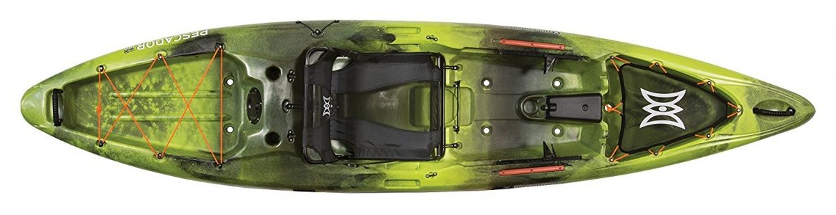 Perception Pescador Pro 12 Kayak For Sport