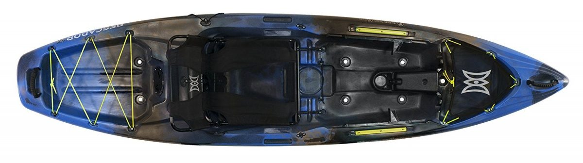 Perception Pescador Pro 10.0 Kayak For Fishing