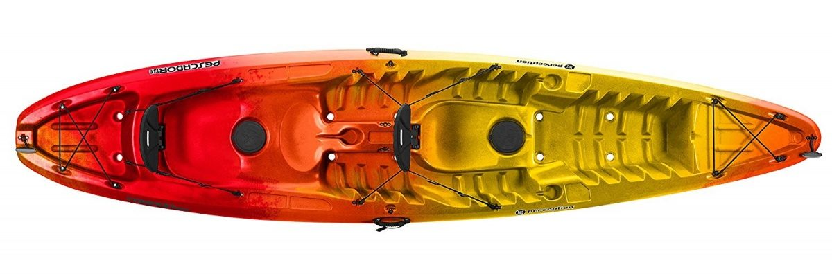 Perception Pescador 13.0 T Tandem Kayak