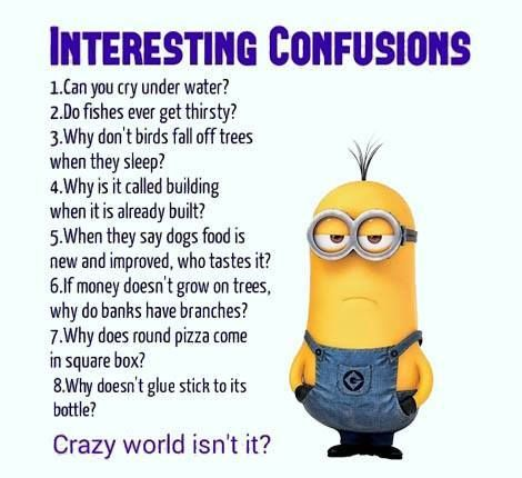 Funny Conversation Starters About Confusing Situations