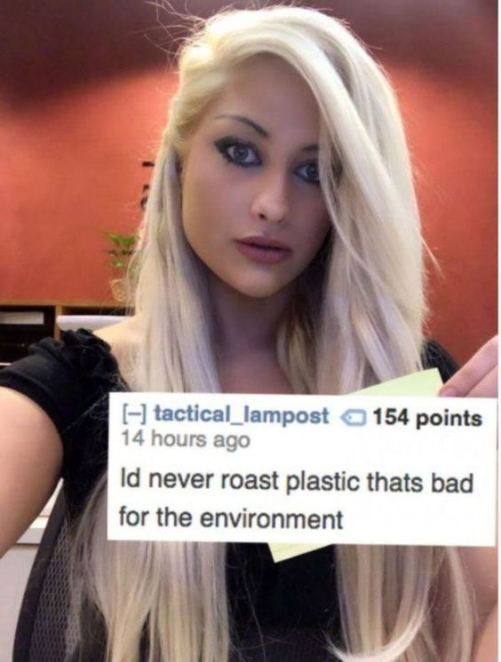 Most Savage Roast About Fake Beauty