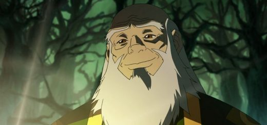 Uncle Iroh In The Forest
